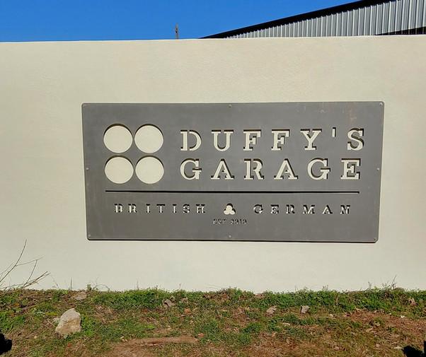 Duffy's Garage