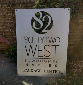 Eighty Two West, luxury apartments