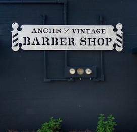 Angies Vintage Barber Shop