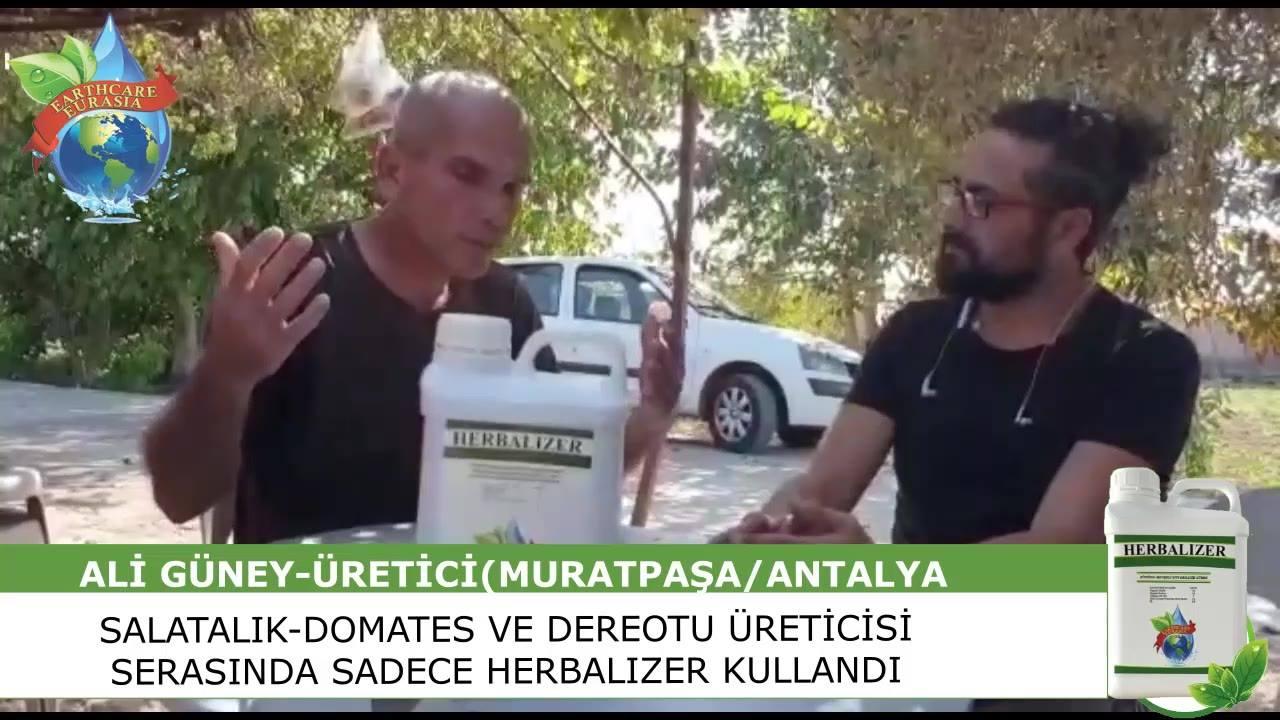HERBALİZER ORGANİK SIVI GÜBRE FAYDALARI
