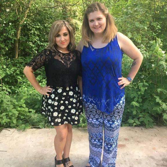 Feature Friday: Emily Douglas and Jenna Heerdt + The Little Birds