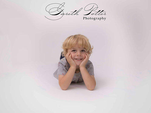 Children and Family Portrait Session Only