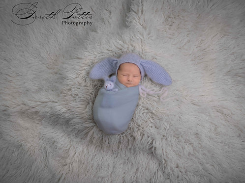 Newborn Session + Maxi Package