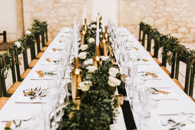 decoration-table-mariage-vegetal-or-rayu