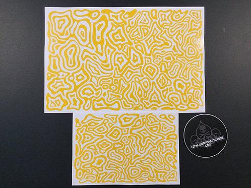 Topoflage 2.0 Stencil Pack