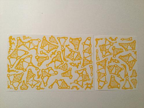 Parasitic Contagion Stencil