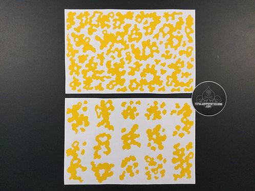 Apparition Camo Stencil Pack