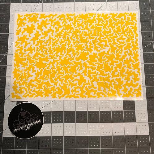 Small Pattern Ridge Blobs Stencil Pack