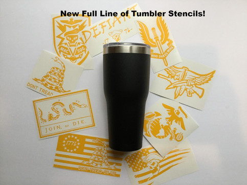 We are in the Tumbler Game!