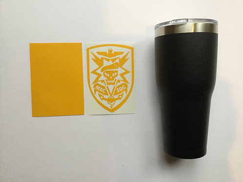MAC V SOG Tumbler or Growler Stencil