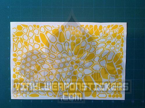 Cryptic Reptile Camo Stencil Pack