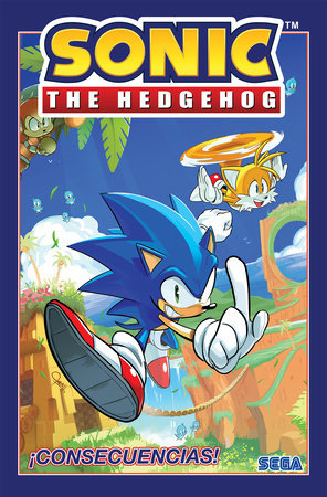Sonic The Hedgehog Vol 1: Fallout! (Spanish Edition)