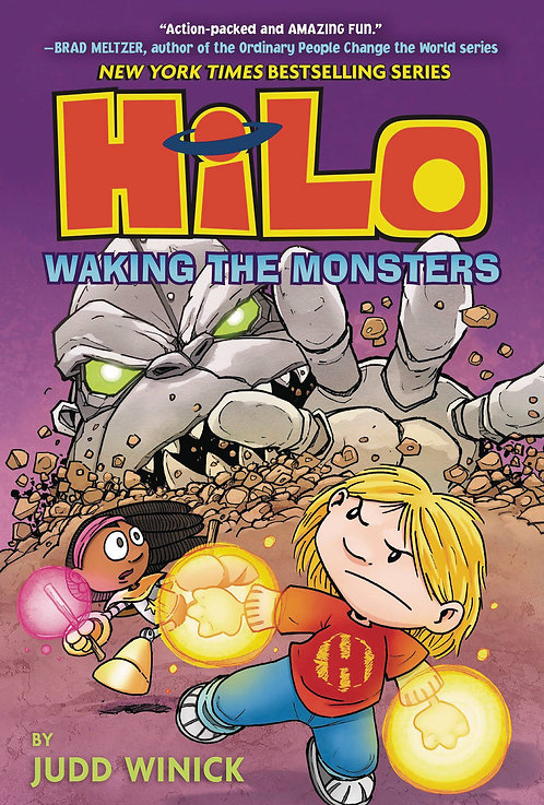 Hilo #4 Waking the Monsters
