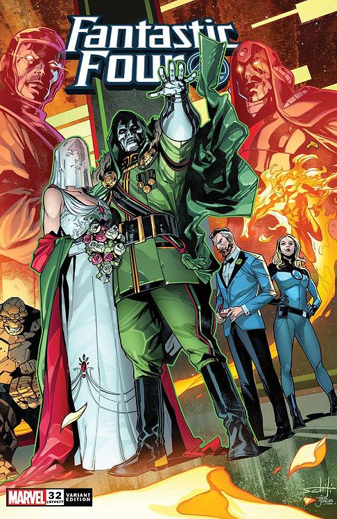 Fantastic Four #32 Schiti 1:25 Variant
