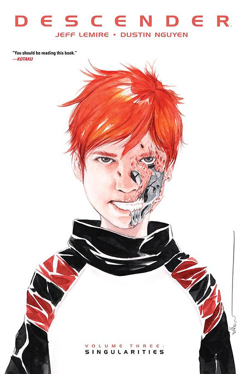 Descender Vol. 3
