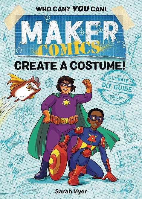 Maker Comics: Create a Costume