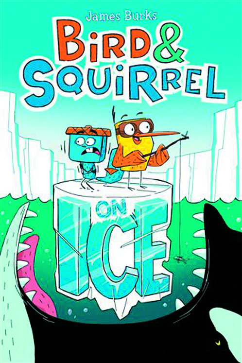 Bird and Squirrel #2 On Ice