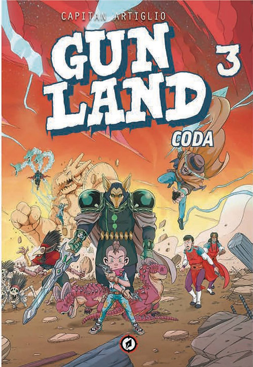 Gunland Vol. 3