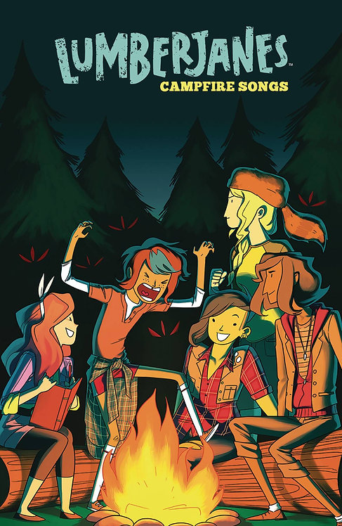 Lumberjanes Campire Songs