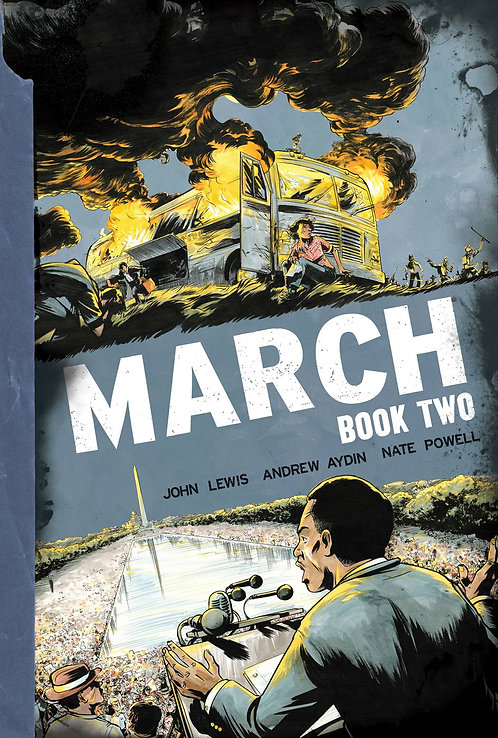 March Book 2 TP