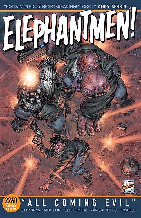 Elephantmen 2260 Vol. 4