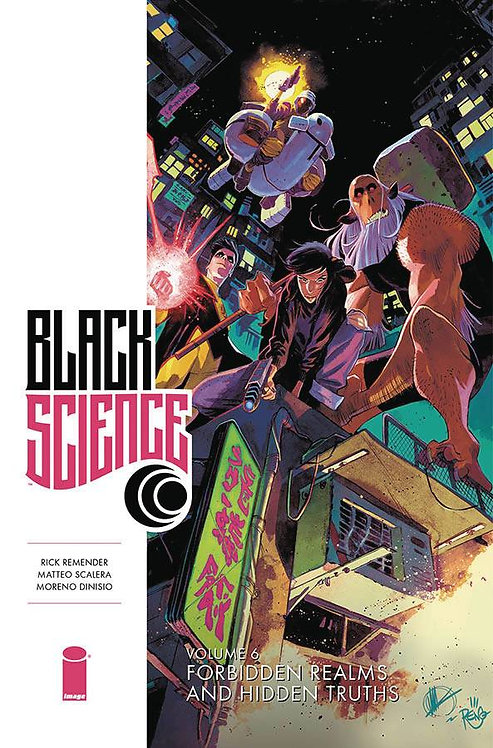 Black Science Vol. 6