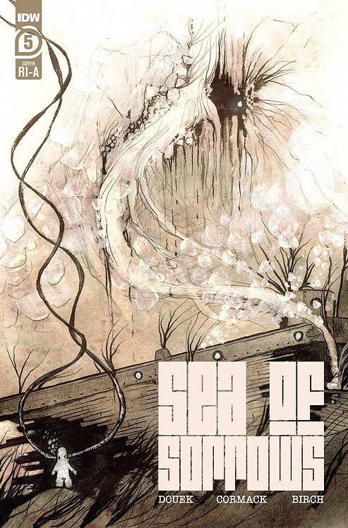 Sea of Sorrows #5 Jerz 1:10 Variant
