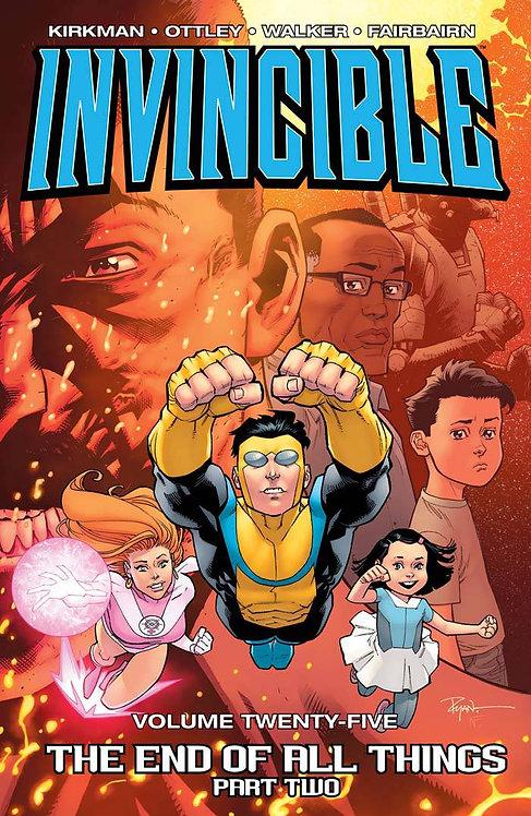 Invincible Vol. 25