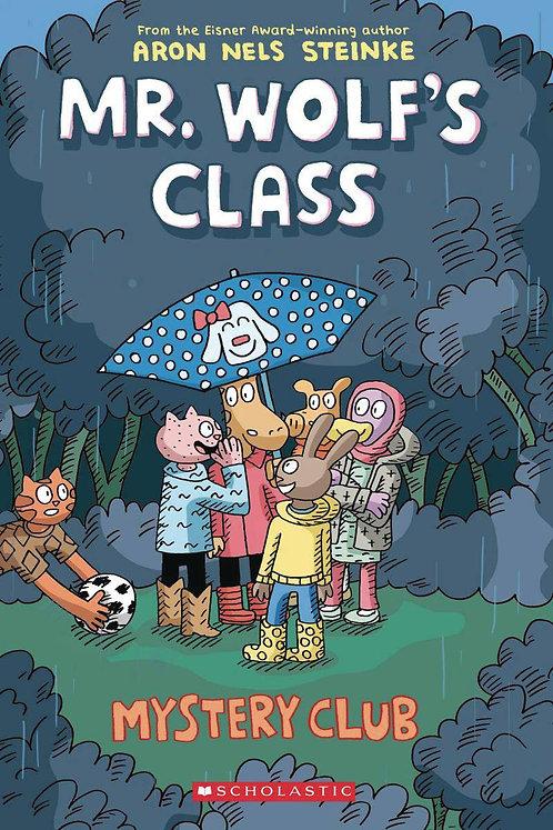 Mr. Wolf's Class #2 Mystery Club