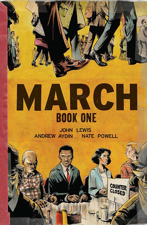 March Book 1 TP