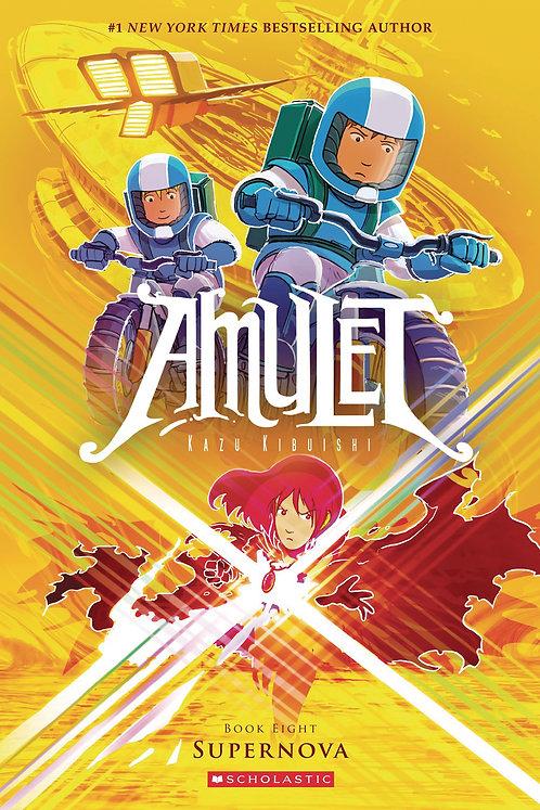 Amulet #8 Supernova