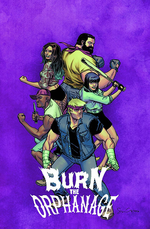 Burn the Orphanage Vol. 2