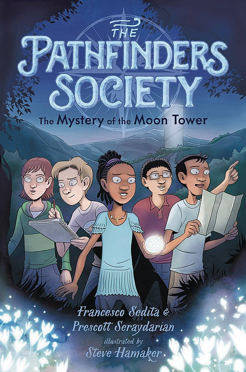 Pathfinder's Society #1 Mystery of Moon Tower