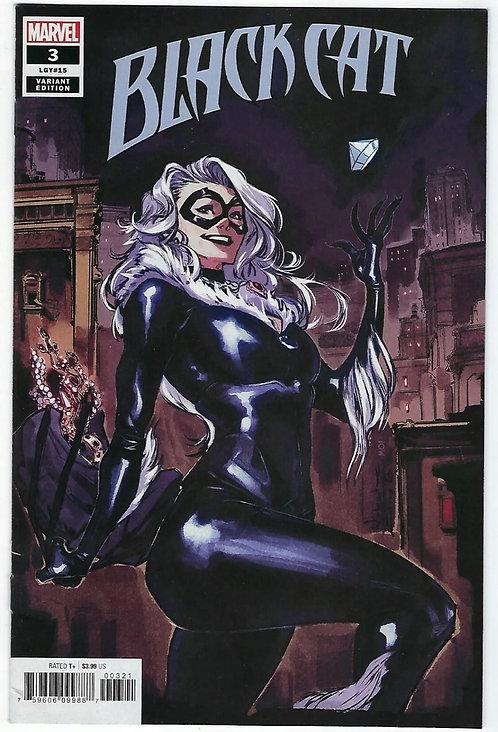 Black Cat #3 Zitro 1:25 variant