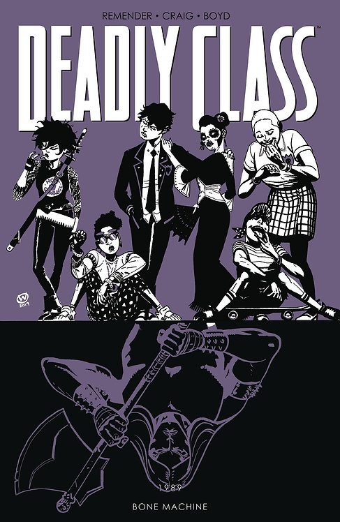 Deadly Class Vol. 9