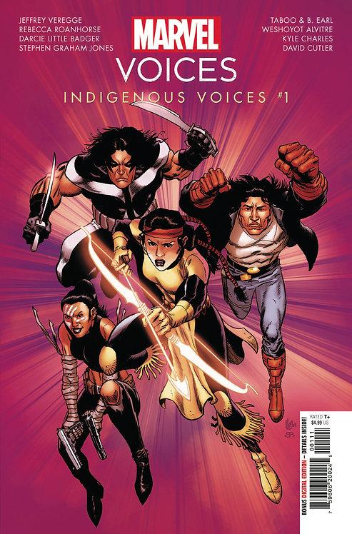 Marvel Voices Indigenous Voices