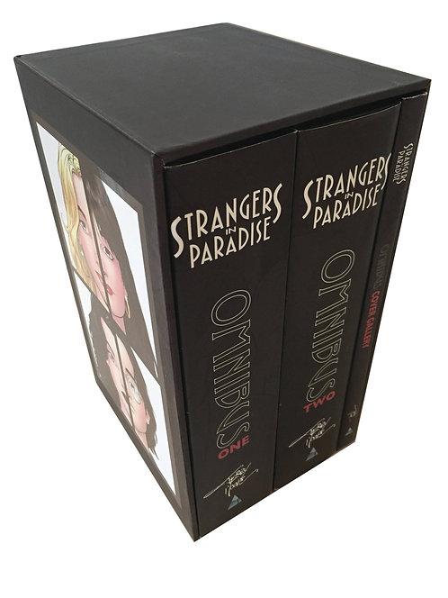 Strangers in Paradise SC Box Set