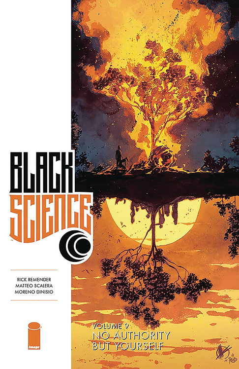 Black Science Vol. 9
