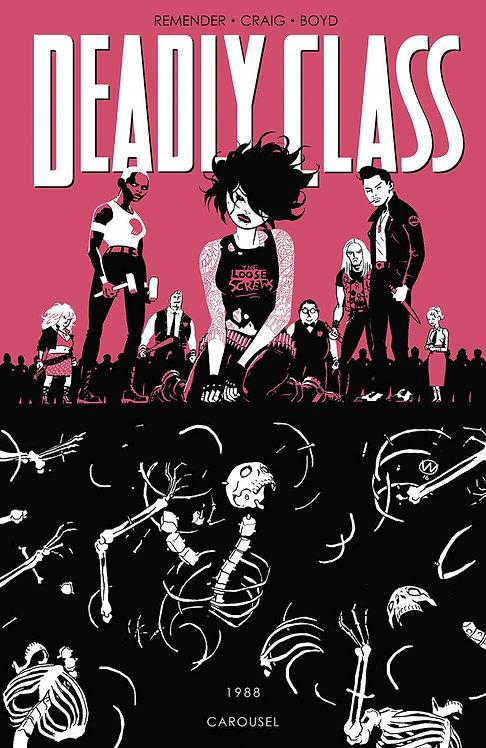 Deadly Class Vol. 5