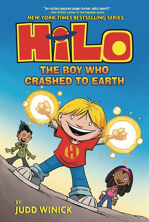 Hilo #1 The Boy Who Crashed to Earth