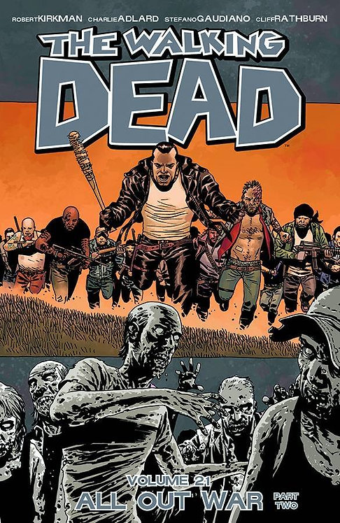 The Walking Dead Vol. 21