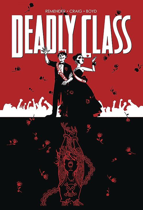 Deadly Class Vol. 8