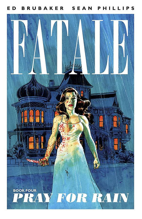 Fatale Vol. 4