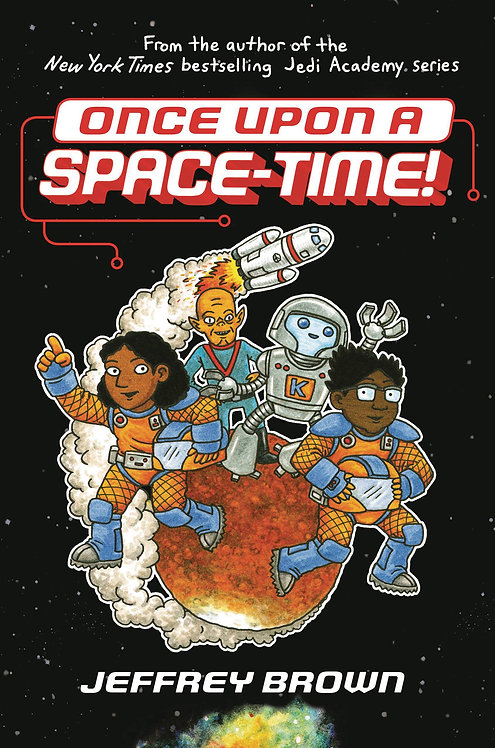 Once Upon a Space-Time