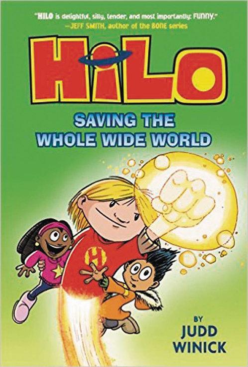 Hilo #2 Saving the Whole Wide World