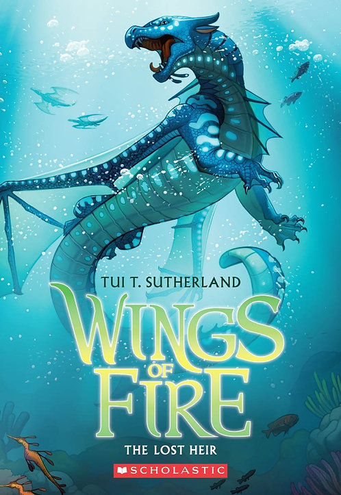 Wings of Fire #2 The Lost Heir