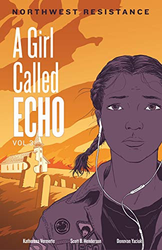 A Girl Called Echo Vol. 3