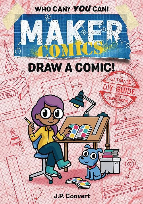 Maker Comics: Draw a Comic