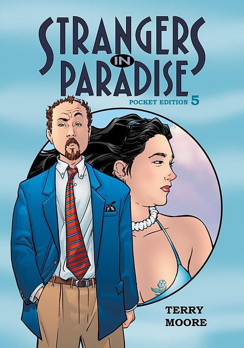 Strangers in Paradise Pocket Ed 5