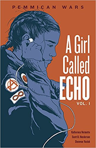 A Girl Called Echo Vol. 1